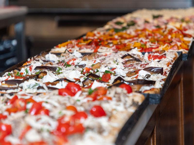 Filaga Pizzeria - Catering