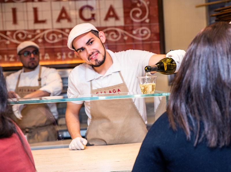 Filaga Pizzeria - Deal