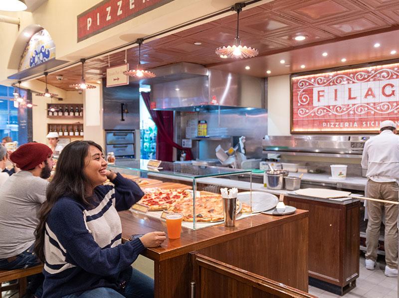 Filaga Pizzeria - Authentic Sicilian Pizza