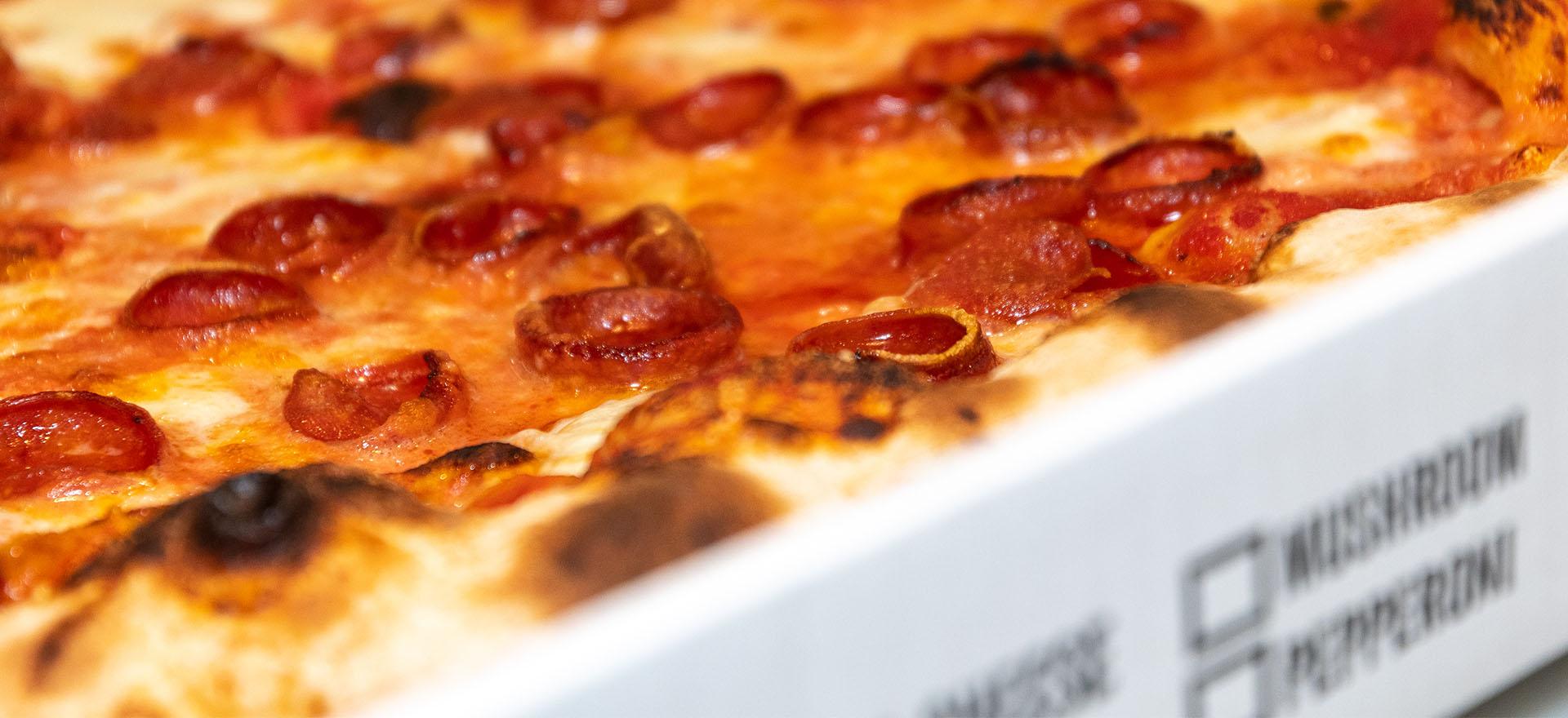 Filaga Pizzeria - Service Header