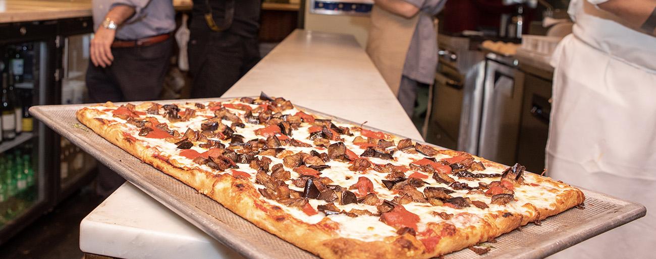 Filaga Pizzeria - Slice
