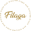 Filaga Pizzeria - Stickers Footer
