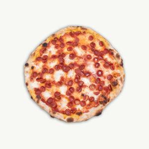 Pizza Classica Diavola - Filaga Pizzeria