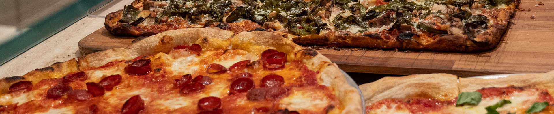 Filaga Pizzeria - Menu